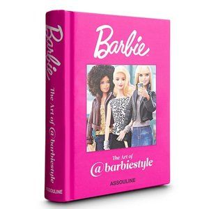 Barbie Style Hardcover book by Mattel Assouline